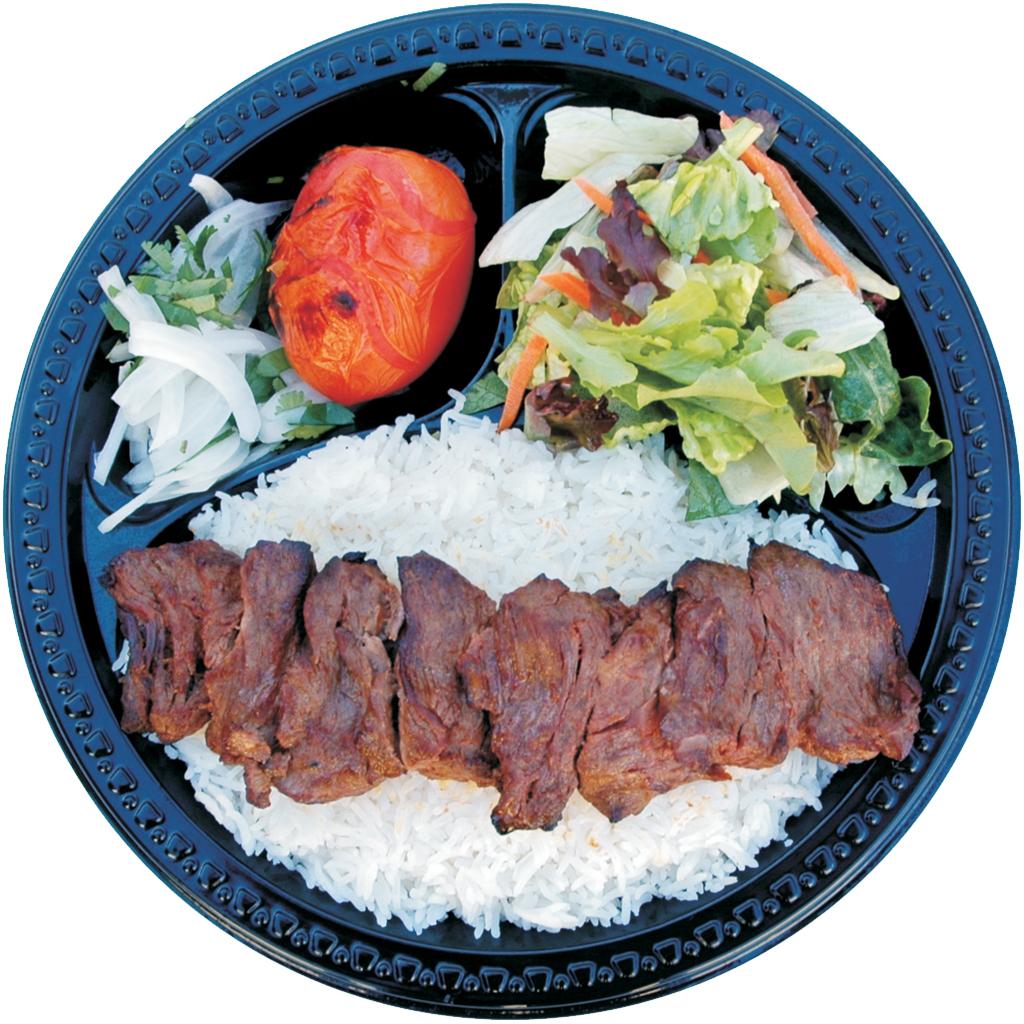 #11 Beef Shish Kabob