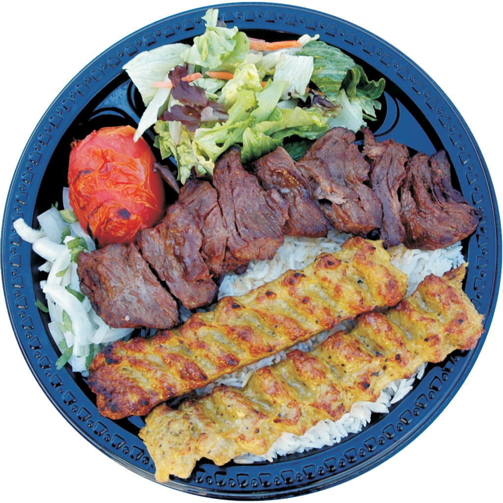 #16 Beef Shish and Chicken lula