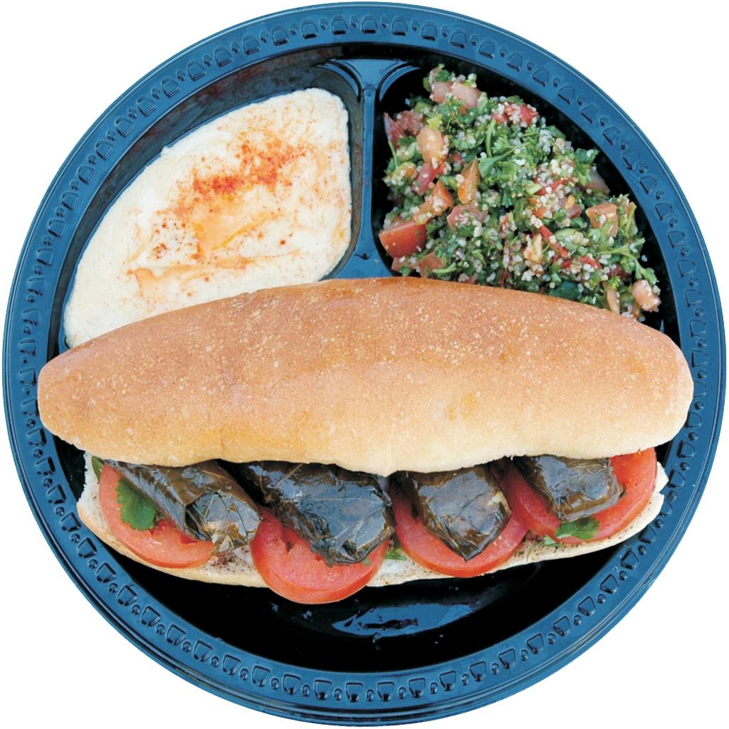#24 Veggie Sandwich